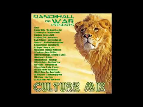 2013 Reggae & Culture Mixtape, Richie Spice, Capleton & More