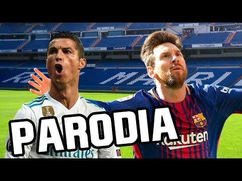 Canción Real Madrid vs Barcelona 0-3 (Parodia Sensualidad - Bad Bunny X Prince Royce X J Balvin)