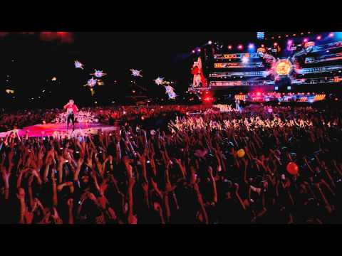 Muse - Starlight - Live At Rome Olympic Stadium