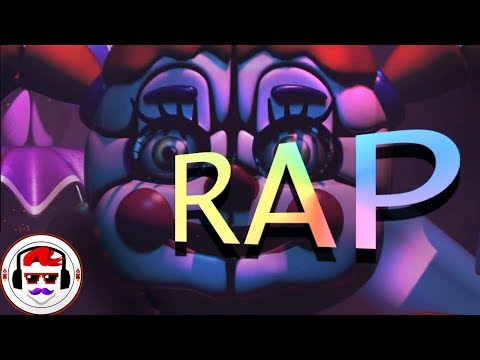 Five Nights at Freddy's Sister Location Rap Song | FNAF | She Knows | Rockit Gaming