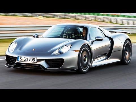 2015 Porsche 918 Spyder First Test: Fastest 0-60 Time Ever? Plus Porsche 959! - Ignition Ep. 109