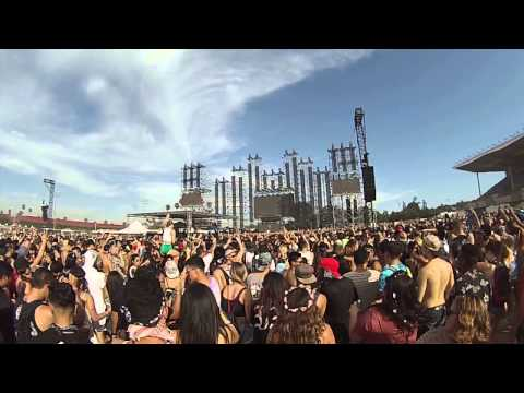 Tchami Hard Summer 2015- Going back to Cali Malaa