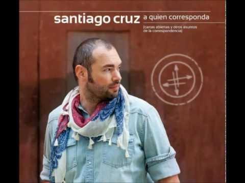 Dime cuando y donde - Santiago cruz