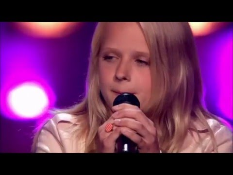 Best Auditions of The Voice Kids 2016 (the Netherlands)