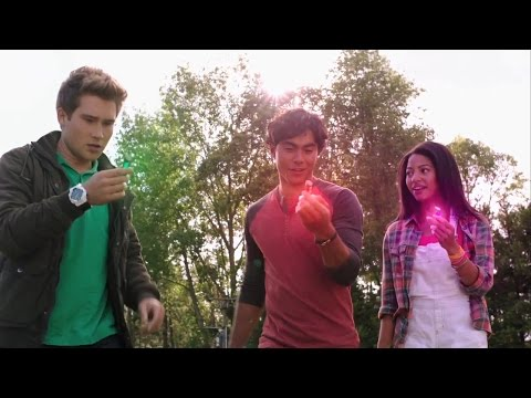 Power Rangers Dino Charge - Past, Present and Fusion - Preview