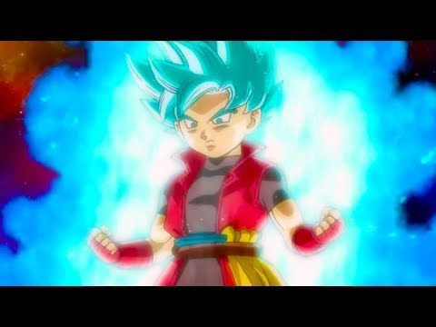 Super Dragon Ball Heroes - All Openings Animated Cutscenes (2010 - 2018)