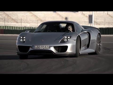 The Porsche 918 Spyder Tested  - CHRIS HARRIS ON CARS