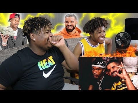 """Drake & Lil Baby """"Yes Indeed (Pikachu)"""" (WSHH Exclusive - Official Audio)- REACTION"""
