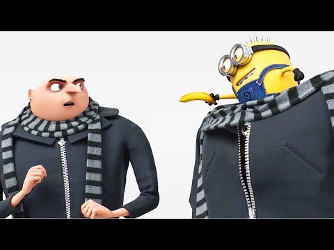 """Despicable Me 3 """"Special Surprise"""" Trailer (2017) Minions Animated Movie HD"""