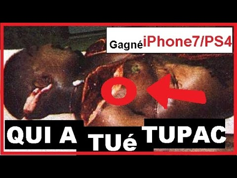 ⛔️ Qui a tué Tupac Amaru Shakur et Biggie Smalls Notorious ? La mort de 2 icônes !