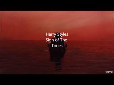 Harry Styles - Sign of The Times (Official Lyric Video)