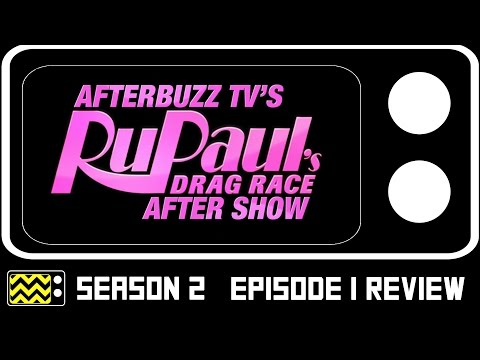 RuPaul's All Stars Drag Race Season 2 Episode 1 Review & After Show | AfterBuzz TV