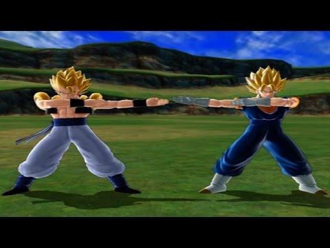 Dragonball Raging Blast 2 - Vegito & Gogeta Fusion Request