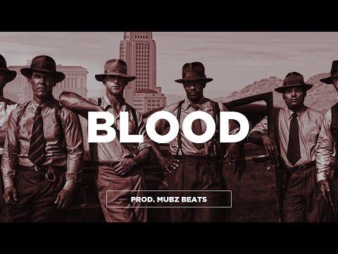"FREE Young Thug x Tory Lanez x Meek Mill Type Beat - ""Blood""   Gangster Trap Beat   Mubz Got Beats"