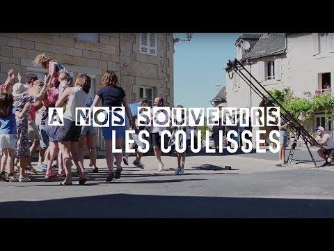 Trois Cafés Gourmands - A nos souvenirs : Les coulisses du clip