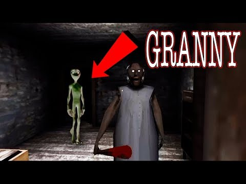 I FOUND DAME TU COSITA IN GRANNY! | DONT PLAY GRANNY AT 3PM *THIS IS WHY*