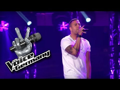 Numb/Encore - Linkin Park ft. Jay Z | Jesse Kolb Cover | The Voice of Germany 2016 | Blind Audition