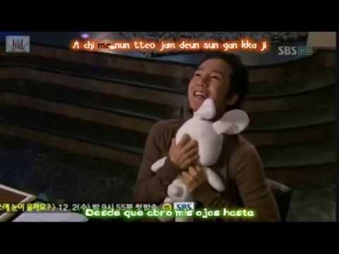 You're Beautiful (Tú Eres Mi Estrella) OST  Promise Korean ver. - Hong ki ver.