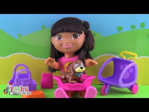 Juguetes de Baño Dora y Puppy Chip Chap con Pocoyo y Peppa Pig - Juguetes de Dora
