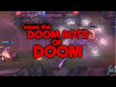 Instalok - Doom Bots Of Doom (Panic! At The Disco: Emperor's New Clothes PARODY)