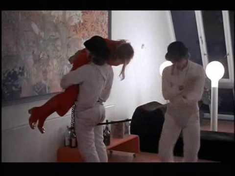 A Clockwork Orange - Break-in Scene (Warning: Graphic)