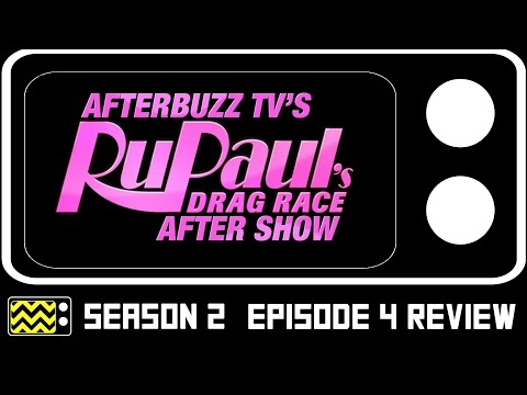 RuPaul's Drag Race All Stars Season 2 Episode 4 Review & After Show | AfterBuzz TV