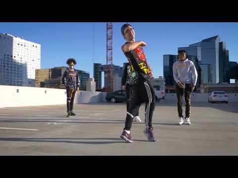 Klondike Blonde - Drip #FTNchallenge Official Dance Video | Ayo & Teo + Gang