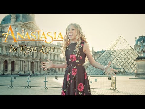 Anastasia (LIVE IN PARIS) Cover by Lyza Bull of One Voice Children's Choir