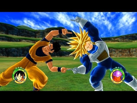 Dragonball Raging Blast 2 Mod: This is the ultimate fusion!