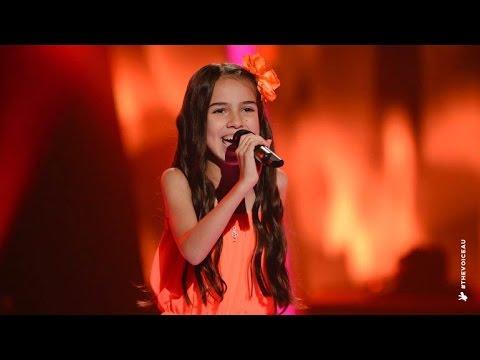 Belinda Jo Sings Volare | The Voice Kids Australia 2014