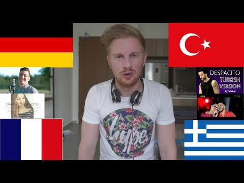 "WHO SANG IT BETTER? ""DESPACITO"" // GERMANY/TURKEY/FRANCE/GREECE"