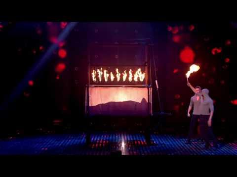 James More's firey magic act! | Semi-Final 4 | Britains Got Talent 2013 | Voonathaa 2017
