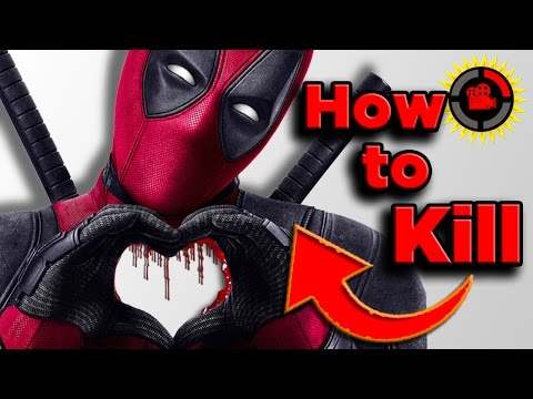 Film Theory: How to KILL DEADPOOL!