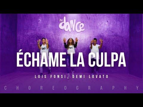Échame La Culpa - Luis Fonsi, Demi Lovato | FitDance Life (Coreografía) Dance Video