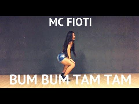 MC Fioti - Bum Bum Tam Tam | Coreografia