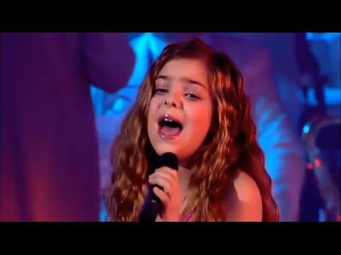 Caroline Costa chante Christina Aguilera - Live chez Patrick Sébastien