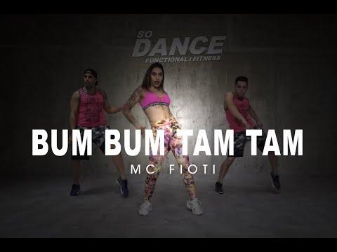 Bum Bum Tam Tam - MC Fioti I Coreografía Zumba ZIN I So Dance