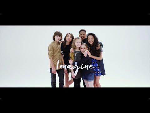 KIDS UNITED - Imagine (Clip officiel)