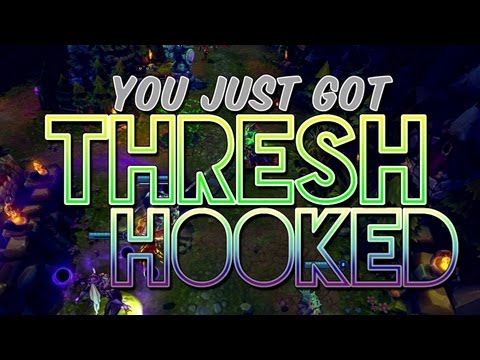 Instalok - Thresh Hook [Top Lane Thresh] (Bruno Mars - Treasure PARODY)
