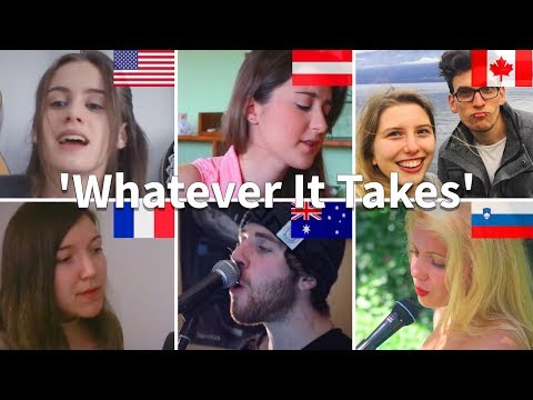 Who Sang It Better: Whatever It Takes (Slovenia, Australia, Austria, France, Canada, USA)