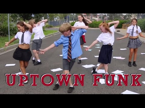 Uptown Funk - Mark Ronson ft. Bruno Mars cover by Ky Baldwin