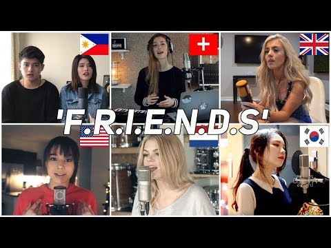 Who Sang It Better: FRIENDS (US, Philippines, Switzerland, South Korea, Netherlands, UK)