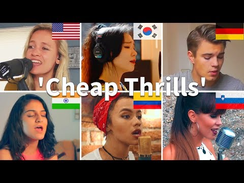 Who Sang It Better: Cheap Thrills (Germany, India, South Korea, Colombia, Slovenia, USA)