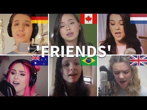 Who Sang It Better: FRIENDS (Germany, Netherlands, Brazil, Australia, Canada, UK)