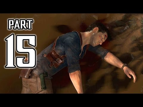 Uncharted 4: A Thief's End Walkthrough PART 15 Gameplay (PS4) No Commentary @ 1080p HD ✔