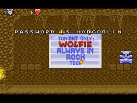 DOS Game: Quik the Thunder Rabbit