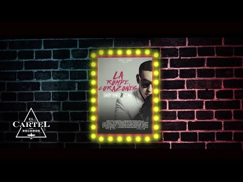 Daddy Yankee ft Ozuna | La Rompe Corazones (Lyric Video)