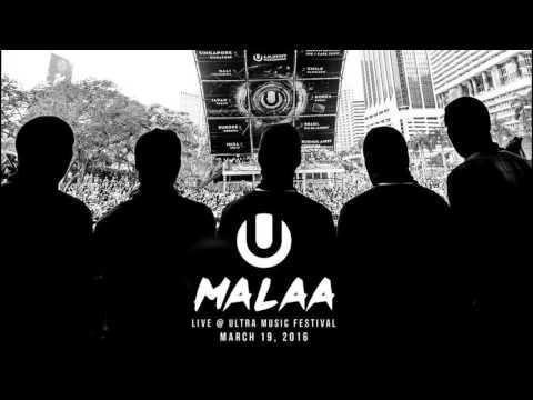 Malaa – Live at Ultra Music  Festival Miami [FULL SET] 2016