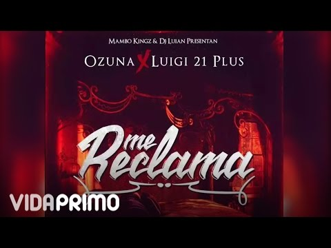 Mambo Kingz - Me Reclama ft. Ozuna, Luigi 21 Plus [Official Audio]