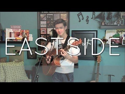 Eastside - Halsey,  Khalid & Benny Blanco - Cover (vocal / fingerstyle guitar)